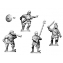 Crusader Miniatures ANS009 Spanish Caetrati command