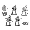 Crusader Miniatures ANS001 Spanish Scutari with spear - standing
