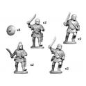 Crusader Miniatures ANS008 Spanish Caetrati with sword