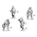 Crusader Miniatures ANS010 Spanish Slingers