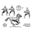 Crusader Miniatures ANS012 Spanish Heavy cavalry