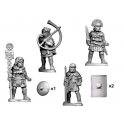 Crusader Miniatures RFA032 Early Imperial Roman Legionary Command