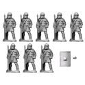 Crusader Miniatures RFA031 Early Imperial Roman Legionaries with Pilum