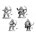Crusader Miniatures ANT003 Thracian Tribesmen with Bows