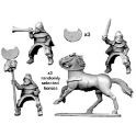 Crusader Miniatures ANT007 Thracian Cavalry Command