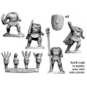 Crusader Miniatures ANO004 Samnite Infantry Command
