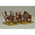 Crusader Miniatures ANO001 Unarmoured Samnites