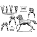 Crusader Miniatures ANO006 Unarmoured Oscan Cavalry