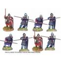 Crusader Miniatures DAN001 Norman Spearmen in Chainmail I