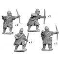 Crusader Miniatures DAN012 Armoured Norman Bowmen