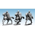 Crusader Miniatures DAN100 Norman Knights in Chainmail with Spears I