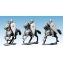 Crusader Miniatures DAN102 Norman Knights in Scale with Spears