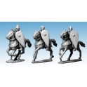 Crusader Miniatures DAN103 Unarmoured Norman Cavalry with Spears