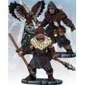 North Star FGV228 Barbarian Crow Master & Javelineer