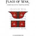 North Star FANE04 ELF Fantasy Triquetra Banners