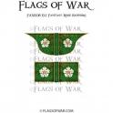 North Star FANE08 Elf Fantasy Rose Banners