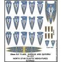 North Star ELF(NS)1 Elf Banner and Shields 1