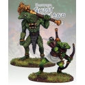 North Star FGA310 Snake-man Savage & Hunter