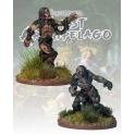 North Star FGA414 Swamp Zombies