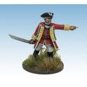 North Star MT0008 British Regular Officer