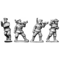 North Star BC23 Chinese Buglers and Standard-Bearers