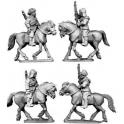North Star BU28 Chinese Cavalry in Fur Caps (TC8)