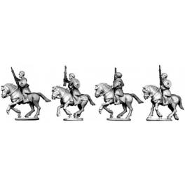 North Star AFU12 Somali Cavalry with Guns