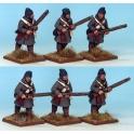 North Star MT0018 British Canadian Militia (1812)