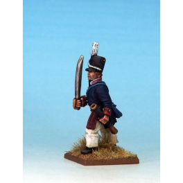 North Star MT0019 US Regular Infantry Officer (1812)