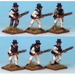 North Star MT0021 US Militia 1 (1812)