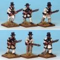 North Star MT0022 US Militia 2 (1812)