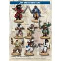 North Star OTSS02 Blackbeard's Crew