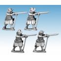 North Star GS51 Spanish Musketeers Firing