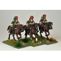 North Star GS30 French Dragoons Mounted