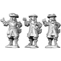 North Star GS11 Officers/Standard-Bearers 2