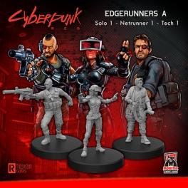 Monster Fight Club 33001 Edgerunners A (Solo - Tech - Netrunner)