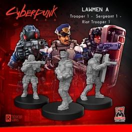 Monster Fight Club 33005 Lawmen: Command