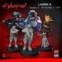 Monster Fight Club 33006 Lawmen: Enforcers
