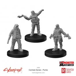 Monster Fight Club 33008 Combat Zoners: Punks