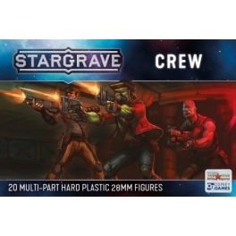 Northstar SGVP001 Stargrave - Equipage