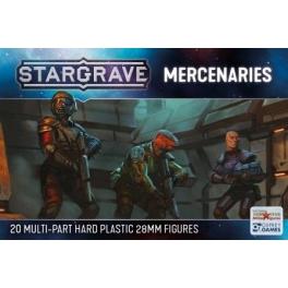 Northstar SGVP002 Stargrave - Mercenaires