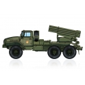 Hobby Boss 82931 Lance-roquettes multiple soviétique BM-21 Grade