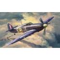 Zvezda 7322 Hawker Hurricane Mk.IIc