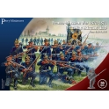 Perry Miniatures PRU2 Infanterie prussienne en escarmouche - Guerre franco-prussienne 1870-71