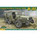 ace 72536 W-15T tracteur d'artillerie france 39/45...NEWS