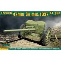 ace 72529 Canon français ac de 47mm