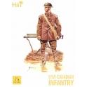 hat 8111 infanterie canadienne 1914/1918