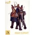 hat 8142 Eléphants indiens du roi porus