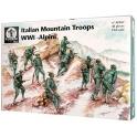 waterloo1815 AP57 chasseurs Alpins italiens 1914/1918