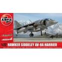 airfix 04057 McDonnell-Douglas AV-8A Harrier  (nouv. moule)